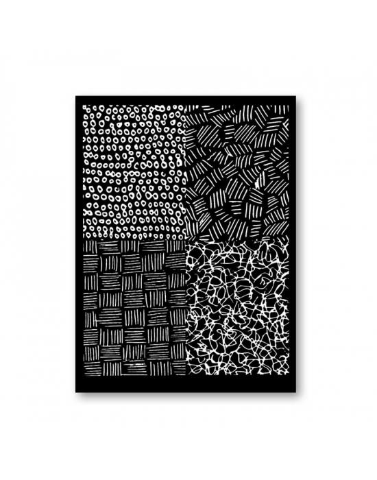 Tonja silk screen Patterns Nr 1