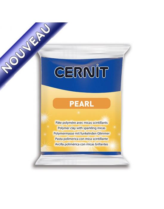 CERNIT Pearl 56 g Bleu