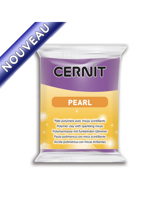 CERNIT Pearl 2 oz Purple
