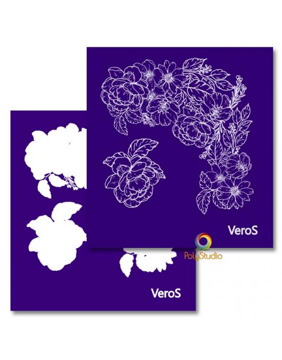 VeroS Screen Double Peonies