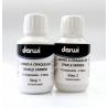 Darwi Crackle varnish 2 steps