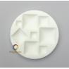 Moule silicone Cabochons carrés Cernit
