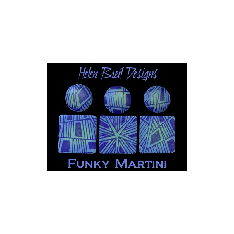 Funky Martini Silkscreen