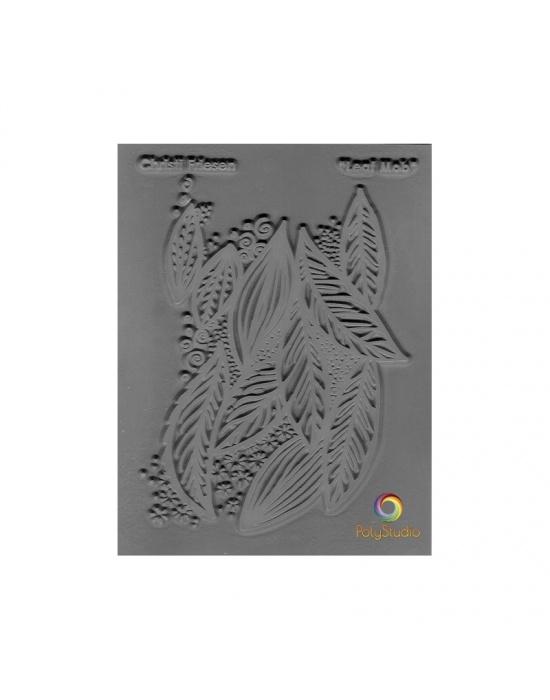 C. Friesen Texture stamp Leaf mob