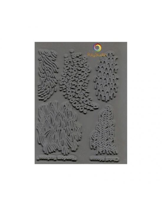 C. Friesen Texture stamp Random texture