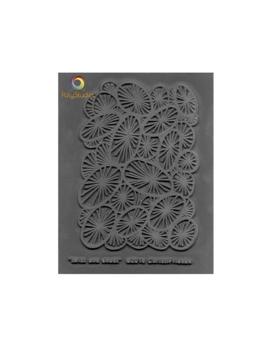 C. Friesen Texture stamp Twist & Shout