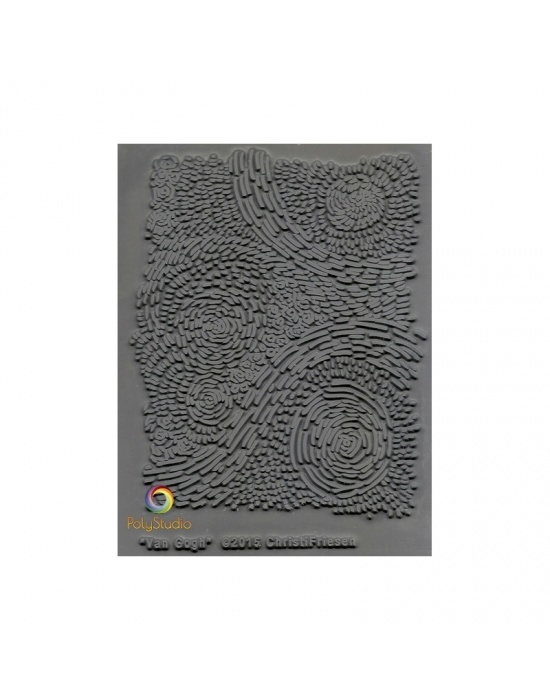 Texture C. Friesen Van Gogh