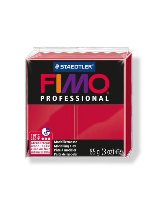 FIMO Pro 85 g Carmin N° 29