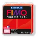 FIMO Pro 85 g Rouge Véritable N° 200