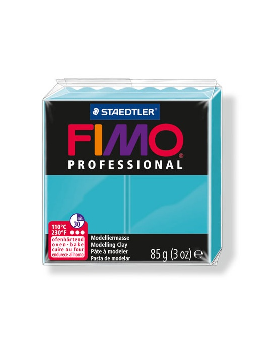 FIMO Pro 85 g 3 oz Turquoise Nr 32