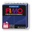 FIMO Pro 85 g Bleu Marine N° 34