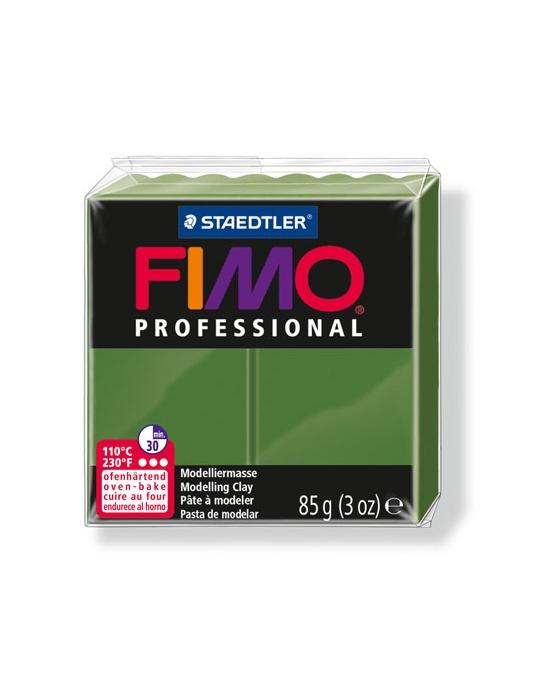 FIMO Pro 85 g Leaf Green Nr 57