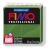 FIMO Pro 85 g vert feuille N° 57