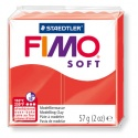 FIMO Soft 57 g Rouge Indien N° 24