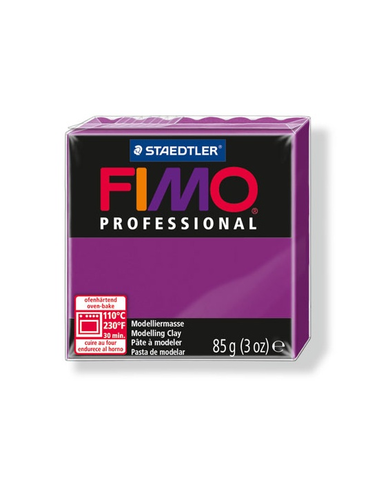 FIMO Pro 85 g Violet N° 61