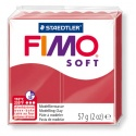 FIMO Soft 57 g Rouge Cerise N° 26