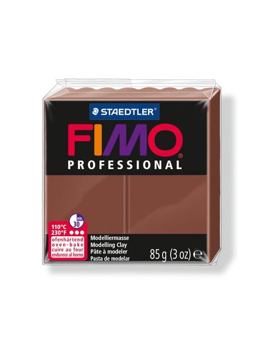 FIMO Pro 85 g Chocolate Nr 77