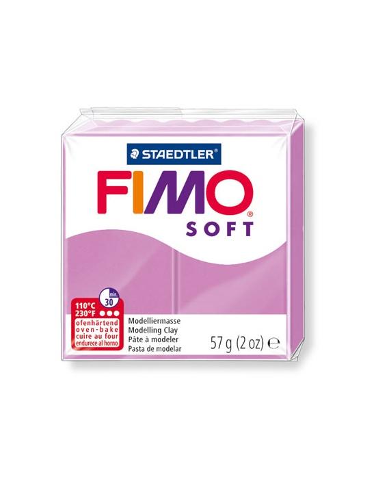 FIMO Soft 57 g 2 oz Lavender Nr 62