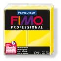 FIMO Pro 85 g Jaune Véritable N° 100