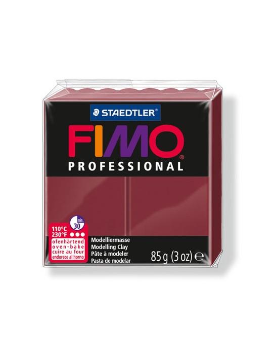 FIMO Pro 85g Bordeaux Nr 23