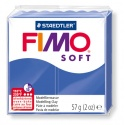 FIMO Soft 57 g 2 oz Brilliant Blue Nr 33