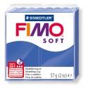 FIMO Soft 57 g 2 oz Brilliant Blue Nr 33