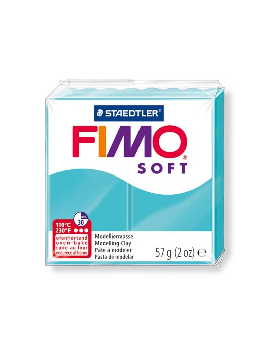 FIMO Soft 57 g menthe N° 39