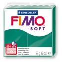 FIMO Soft 57 g Vert émeraude N° 56