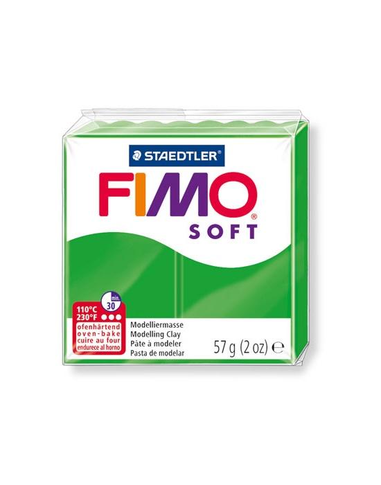 FIMO Soft 57 g Vert tropical N° 53