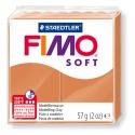 FIMO Soft 57 g 2 oz Cognac Nr 76
