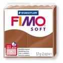 FIMO Soft 57 g 2 oz Caramel Nr 7