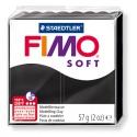 FIMO Soft 57 g Black Nr 9