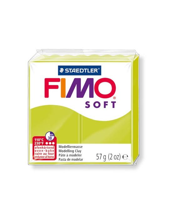 FIMO Soft 57 g Citron Vert N° 52
