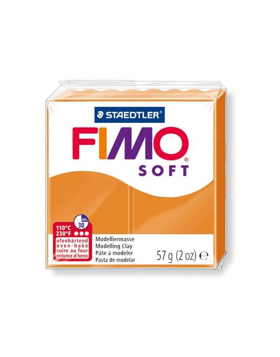 FIMO Soft 57 g Orange Clair N° 41