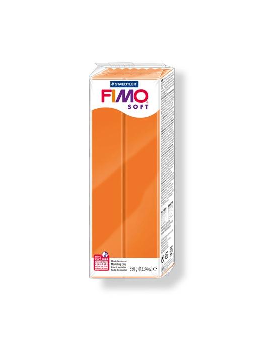 FIMO Soft 350 g Mandarine N° 42