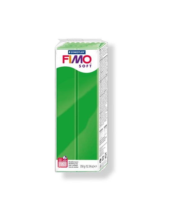 FIMO Soft 350 g 12.34 oz Tropical Green Nr 53