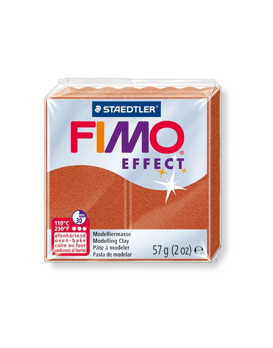 FIMO Effect 57 g 2 oz Metallic Copper Nr 27