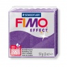 FIMO Effect 57 g 2 oz glitter lilac Nr 602