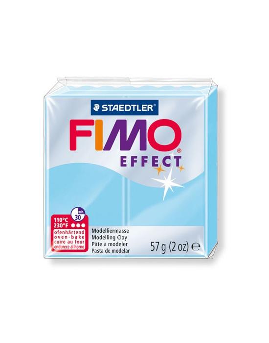 FIMO Effect 57 g 2 oz Pastel Aqua Nr 305