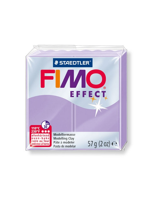FIMO Effect 57 g Pastel Lilas N° 605