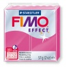 FIMO Effect 57 g nacre rubis quartz N° 286