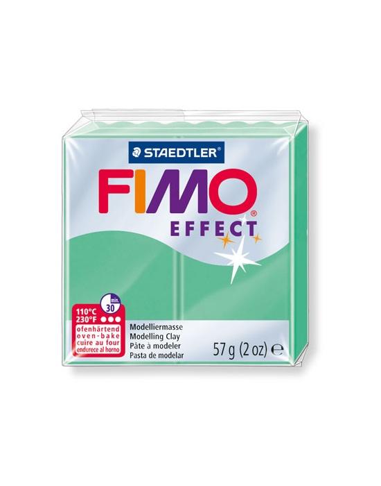FIMO Effect 57 g Nacre Vert Jade N° 506
