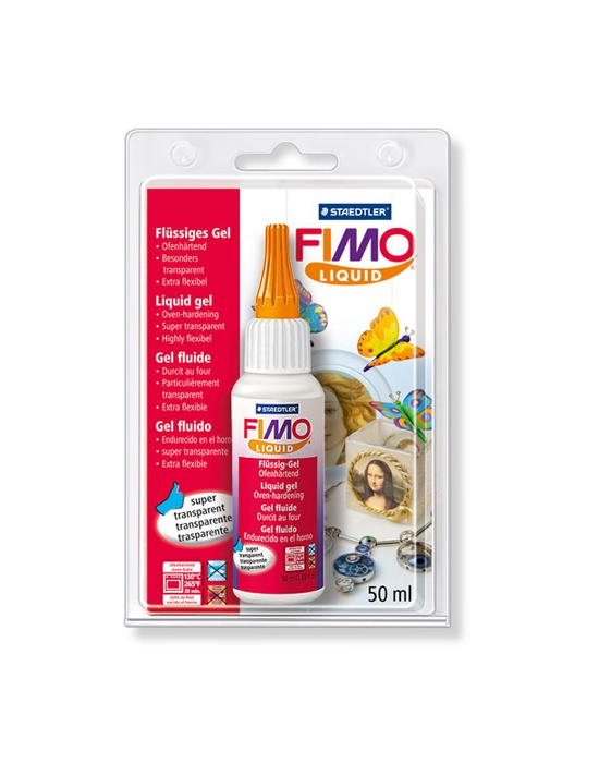 FIMO Soft liquid polymer 50 ml
