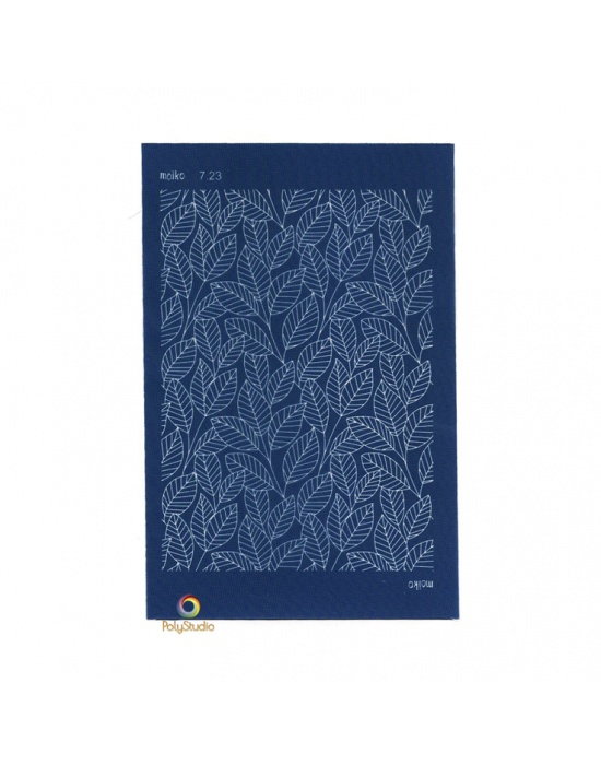 Moïko silk screen Thin foliage