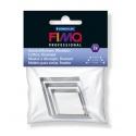 3 emporte-pièces FIMO Diamants