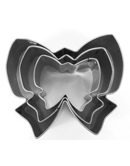 3 Bows mini cutters