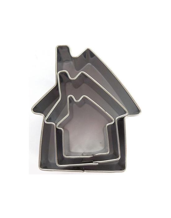 3 Houses mini cutters