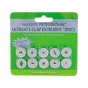 10 Makin's extruder discs Set Metal