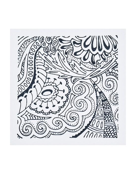 Texture stamps Cernit Moments