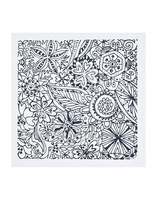 Texture Cernit Flowers